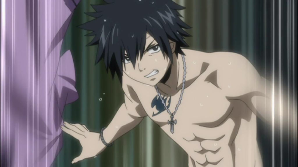 Gray Fullbuster Workout 1