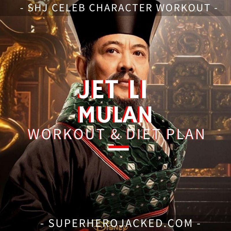 Jet Li Mulan Workout (1)