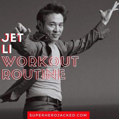 Jet Li Workout Routine