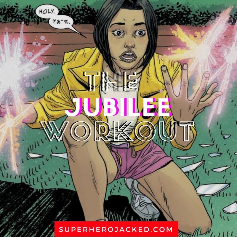 Jubilee Workout Routine