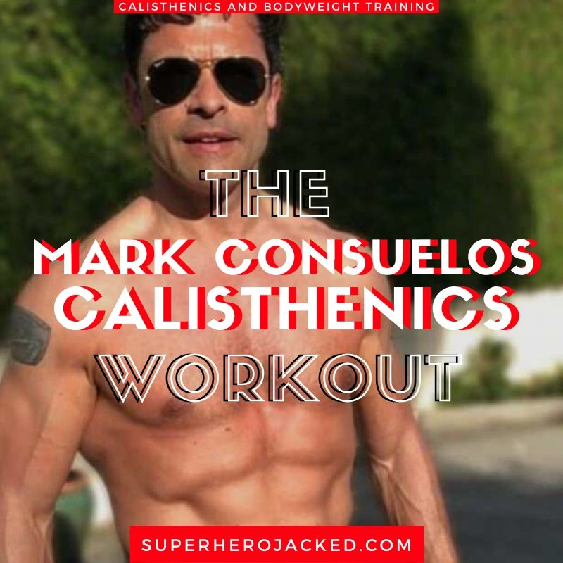 Mark Consuelos Calisthenics Workout