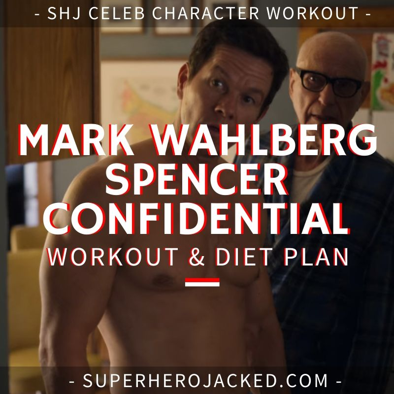 Mark Wahlberg Spencer Confidential Workout