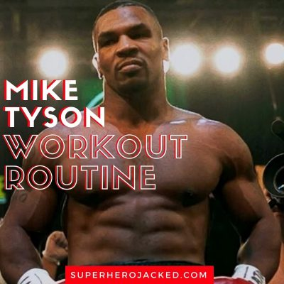 Mike Tyson Stats