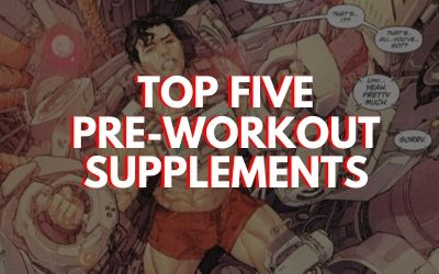 Pre-Workout List