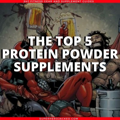 Top 5 Protein Powders