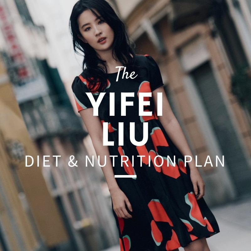 Yifei Liu Diet and Nutrition