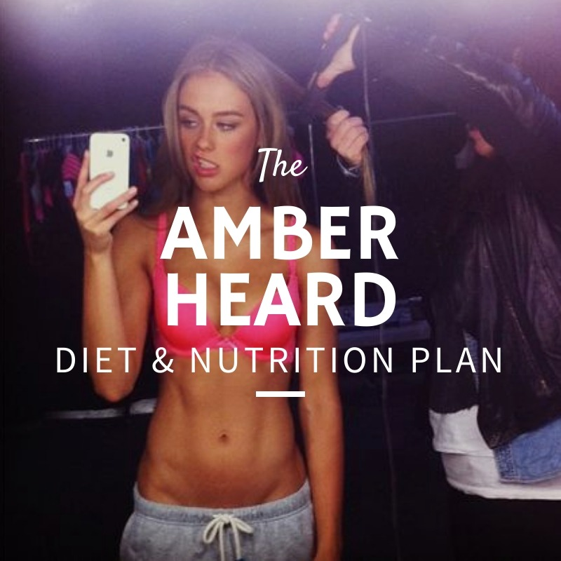 Amber Heard Diet and Nutrition