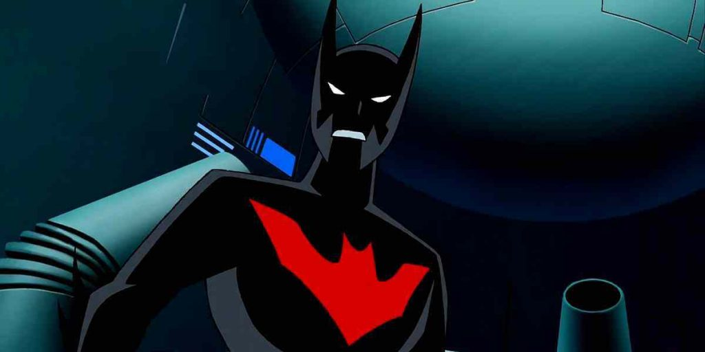 Batman Beyond Workout 1