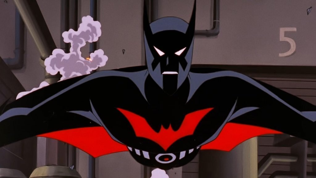 Batman Beyond Workout 2