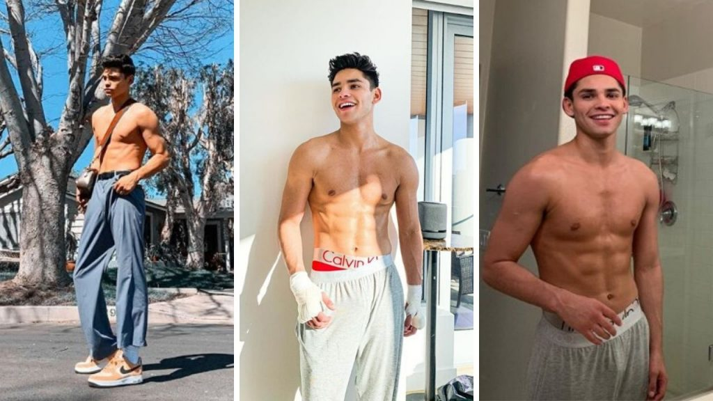 Ryan Garcia Workout 1
