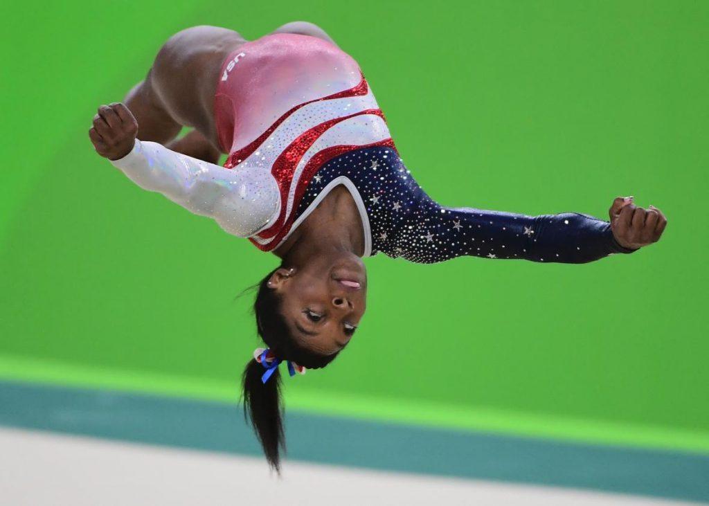 Simone Biles Workout 2