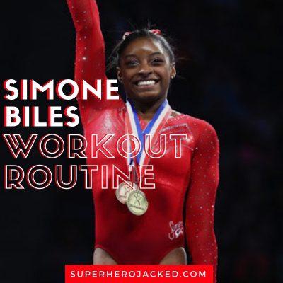 Simone Biles Workout Routine