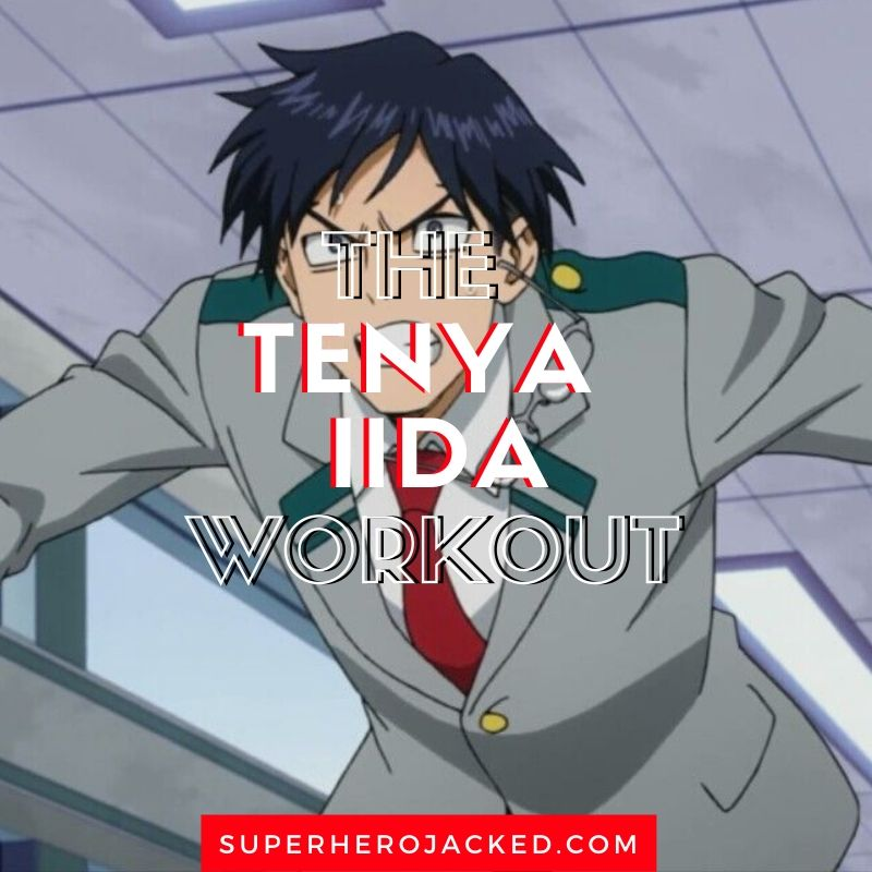 Tenyda Iida Workout