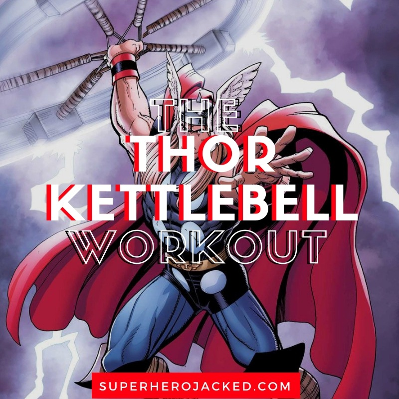 Thor Kettlebell Workout