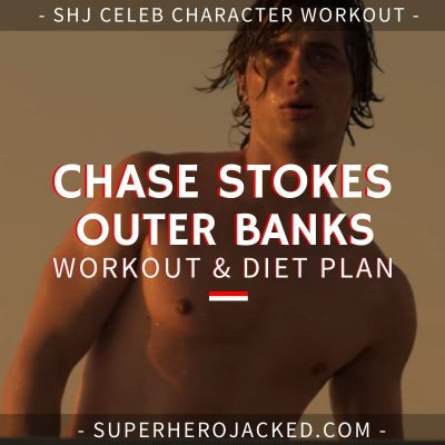 Chase Stokes Outer Banks Workout