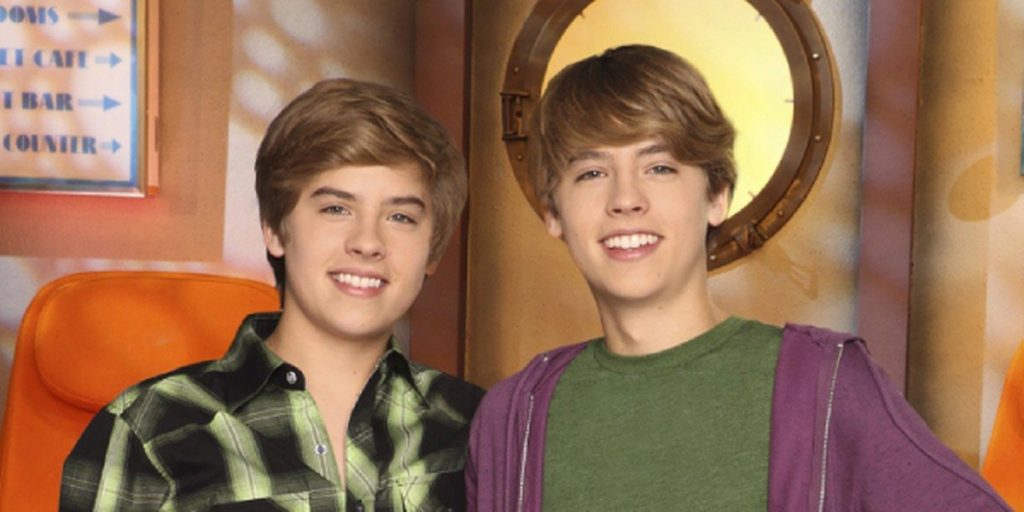 Cole Sprouse Workout 2