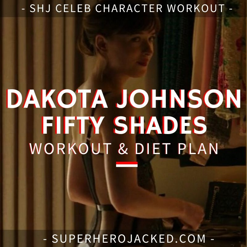 Dakota Johnson Fifty Shades Workout