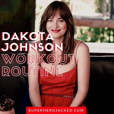 Dakota Johnson Workout
