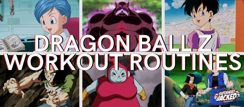 Dragon Ball Z Training