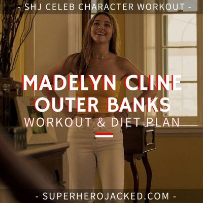 Madelyn Cline Outer Banks Workout