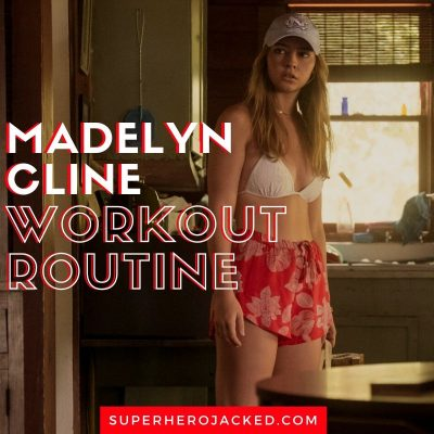 Madelyn Cline Workout