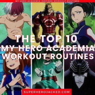 My Hero Academia Workouts