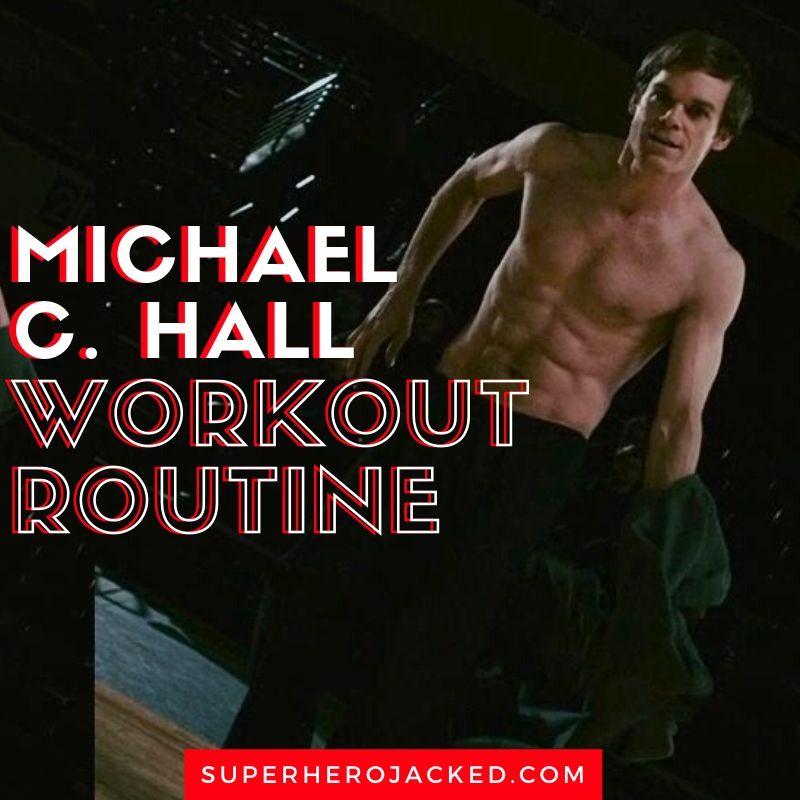 Michael C. Hall Workout