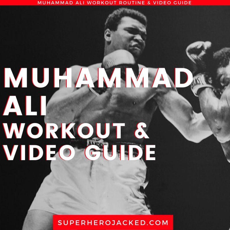 Muhammed Ali Workout