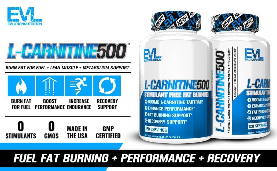 Evlution L-Carnitine