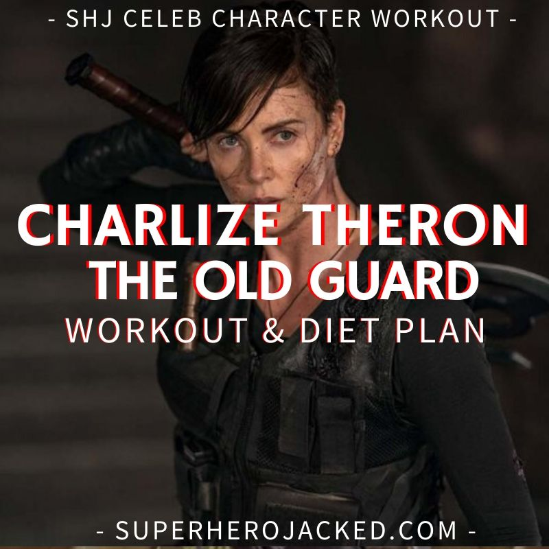 Charlize Theron The Old Guard Workout
