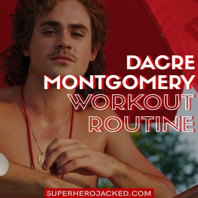 Dacre Montgomery Workout