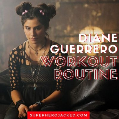 Diane Guerrero Workout