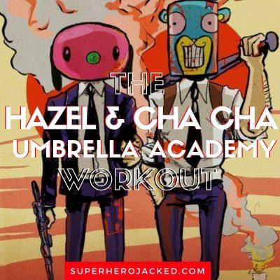 Hazel and Cha Cha Workout Routine (1)