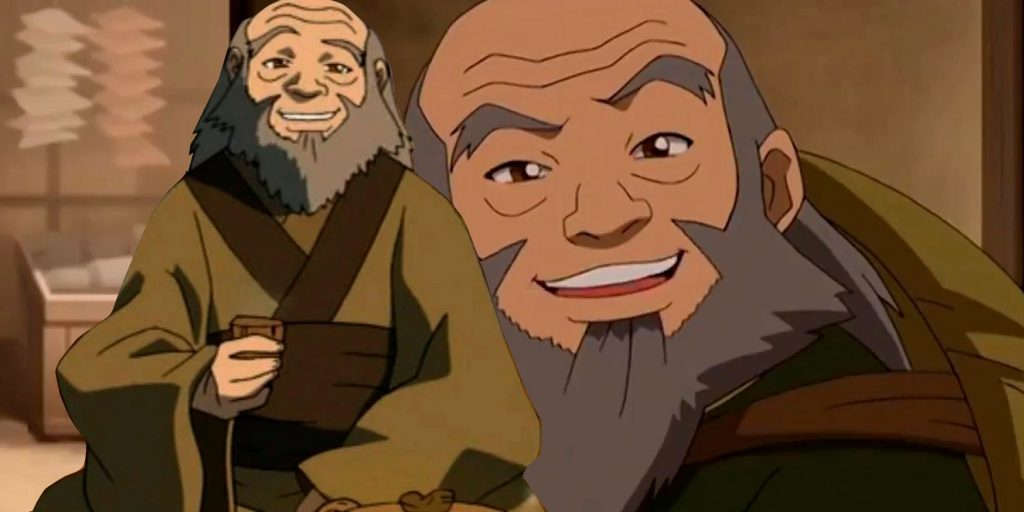 Iroh Workout Routine