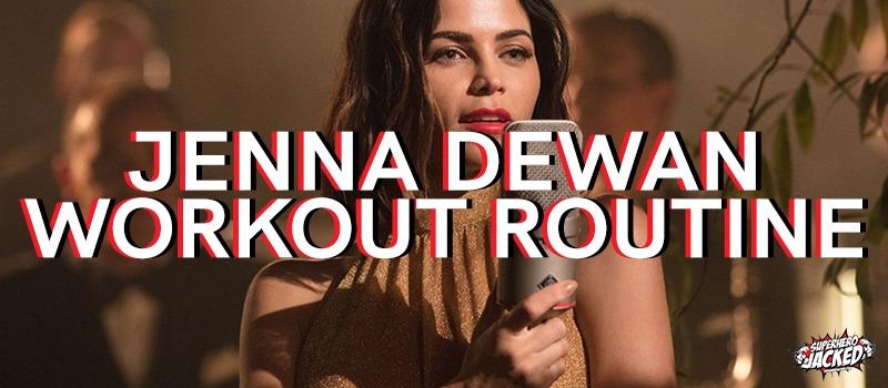 Jenna Dewan Workout Routine