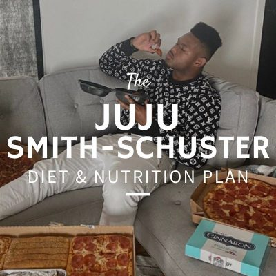 Juju Smith-Schuster Diet and Nutrition