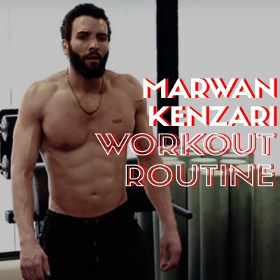 Marwan Kenzari Workout