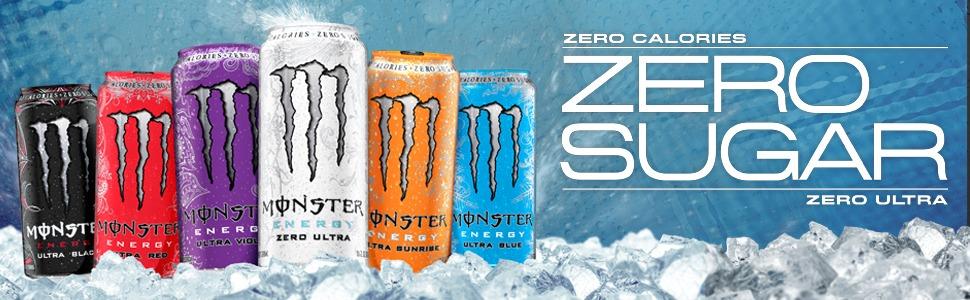 Monster Ultra (Caffiene)