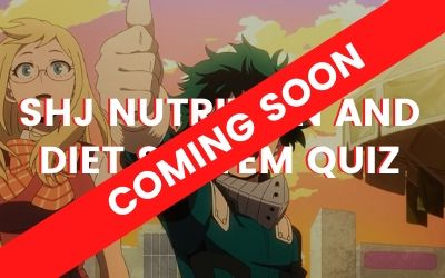 SHJ NUTRITION SYSTEM COMING SOON