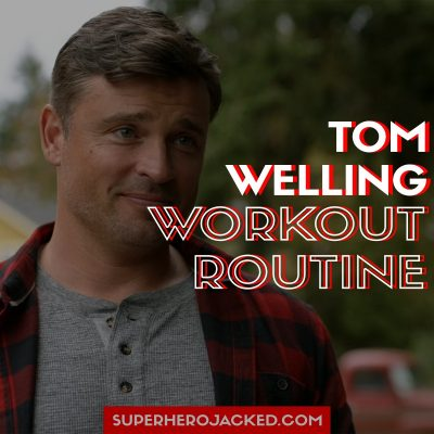 Tom Welling Workout