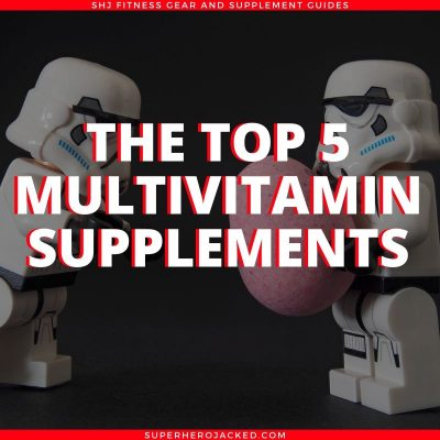 Top 5 Multivitamin Supplements