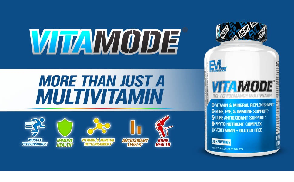 Viamode Multivitamin