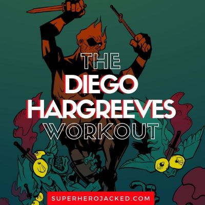 Diego Hargreeves Workout Routine