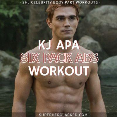 KJ Apa Ab Workout