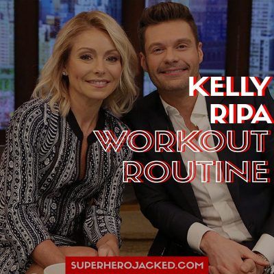 Kelly Ripa Workout