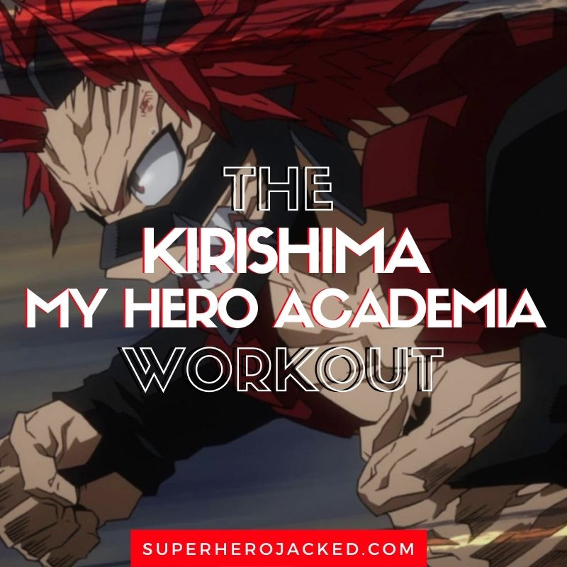 Kirishima Workout