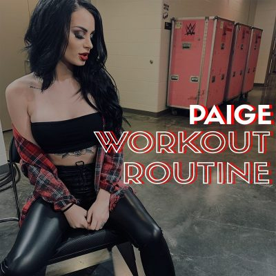 Paige Workout