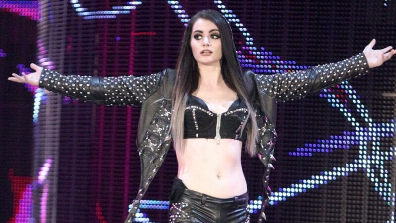 Paige Workout Routine 2