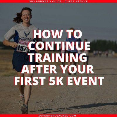 Post 5k Running Workout Plan