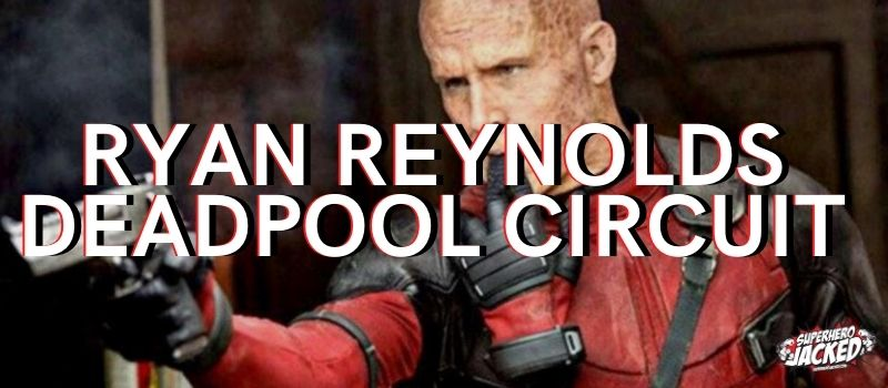 Ryan Reynolds Deadpool 2 Workout